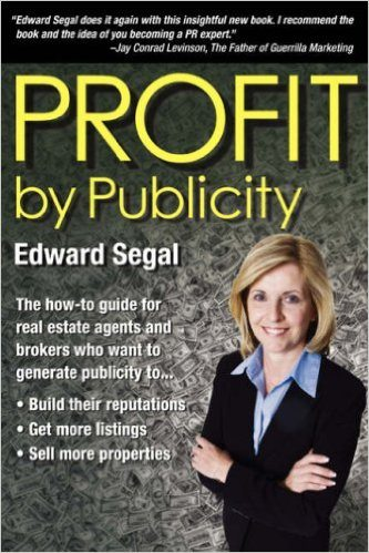 Profit by Publicity book cover